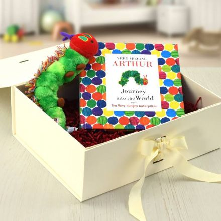 Very Special You, Personalised Hungry Caterpillar Gift Set